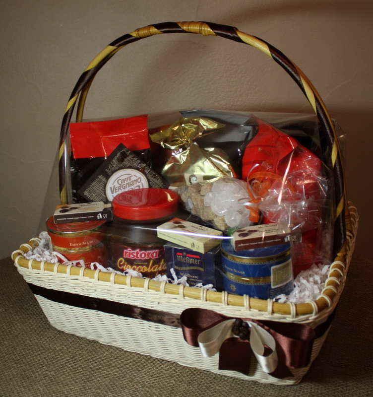 Корзины для упаковки подарков 41