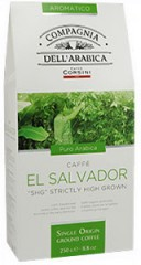 "Dell'Arabica Эль Сальвадор (El Salvador ""SHG"" Strictly High Grown) - Купить кофе в Томске"